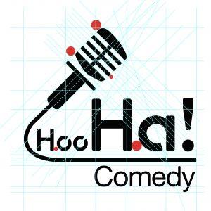 Hoo Ha Comedy Logo Metering
